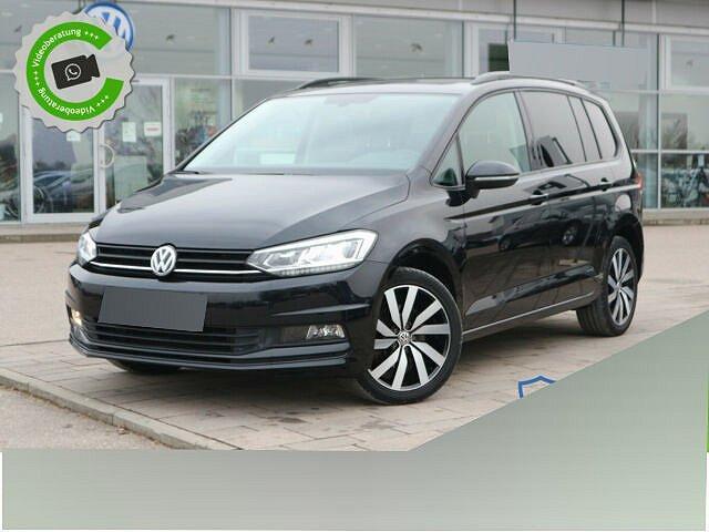 Volkswagen Touran - 2.0 TDI HIGHLINE NAVI+LED+AHK+BLUETOOTH+P