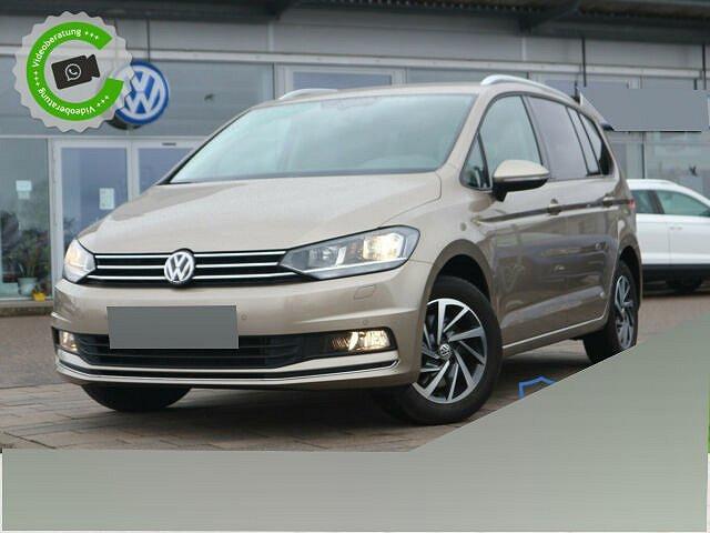 Volkswagen Touran - 1.4 TSI DSG SOUND AHK+GARANTIE+NAVI+BLUET