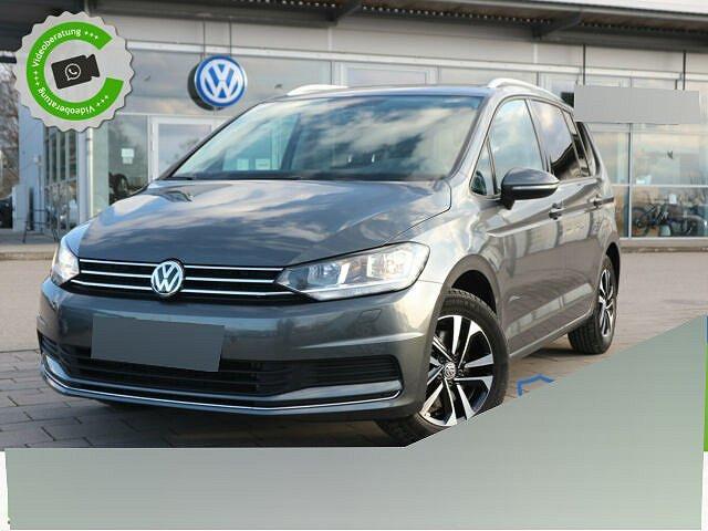 Volkswagen Touran - 1.5 TSI UNITED 7-SITZER GARANTIE+NAVI+BLU