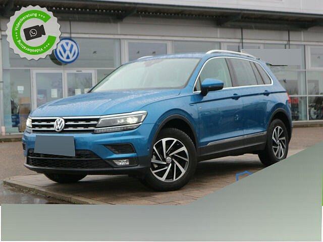 Volkswagen Tiguan - 2.0 TDI DSG JOIN AHK+NAVI+LED+KAMERA+BLUE