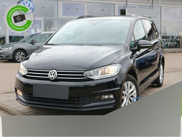 Volkswagen Touran - 2.0 TDI DSG COMFORTLINE NAVI+KAMERA+BLUET