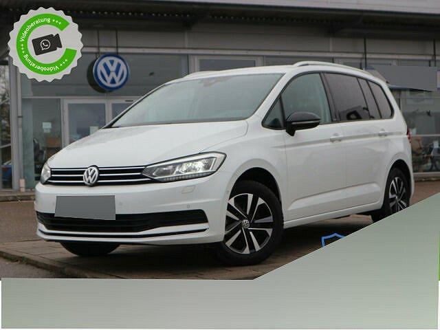 Volkswagen Touran - 2.0 TDI DSG IQ.DRIVE 7-SITZER GARANTIE+NA