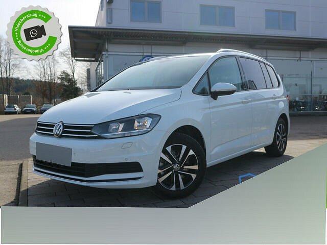Volkswagen Touran - 1.5 TSI UNITED 7-SITZER AHK+GARANTIE+NAVI