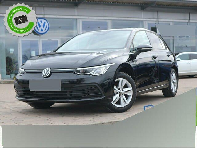 Volkswagen Golf - VIII 2.0 TDI DSG LIFE LED+NAVI+BLUETOOTH+AC
