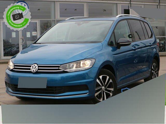Volkswagen Touran - 2.0 TDI IQ.DRIVE 7-SITZER GARANTIE NAVI+A