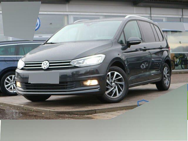 Volkswagen Touran - 2.0 TDI SOUND 7-SITZER NAVI+LED+BLUETOOTH