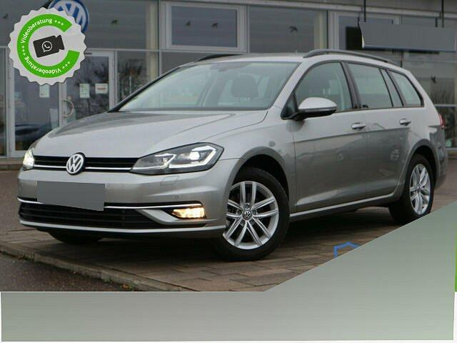 Volkswagen Golf Variant - 2.0 TDI DSG Comfortline NAVI+LED+AH