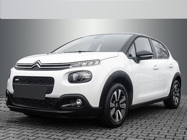 Citroën C3 - Feel 1.2 PureTech 82 Klima-Tempomat