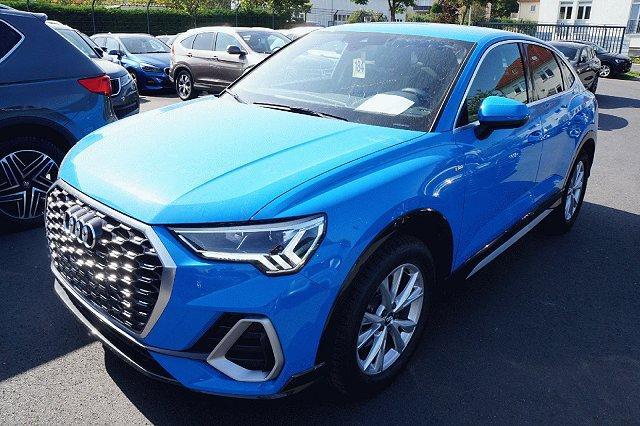 Audi Q3 Sportback - 35 TDI S line*Navi*ACC*Keyless*AHK*