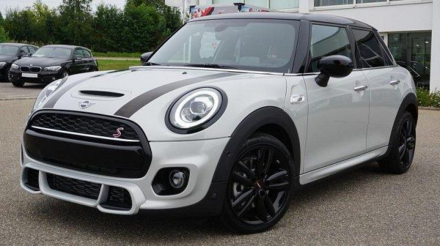 MINI Cooper - S 5-Türer Sport-Aut Business JCW-Trim