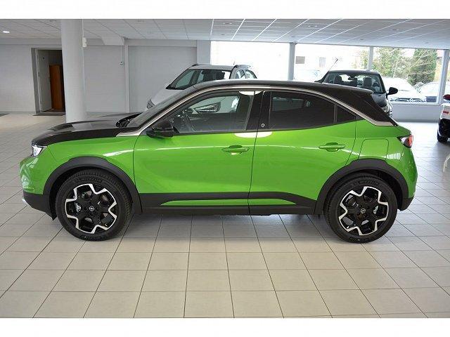 Opel Mokka - e Ultimate Automatischer Parkassistent