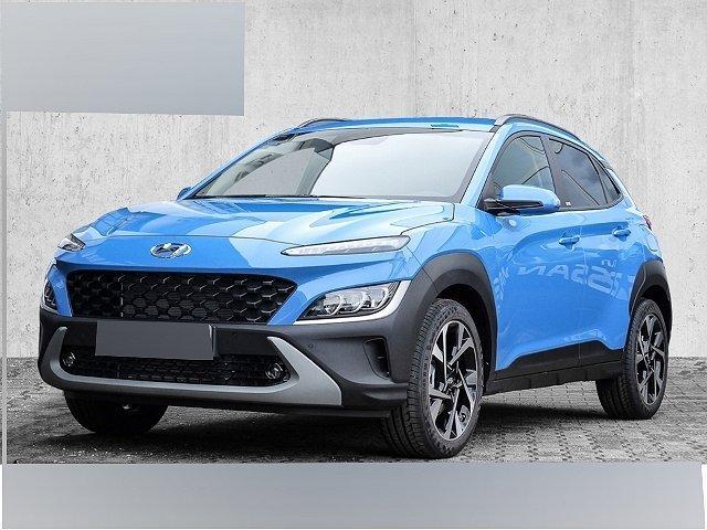 Hyundai Kona - Intro M/T Navi LED Kamera Sitzheizung Lenkradheizung