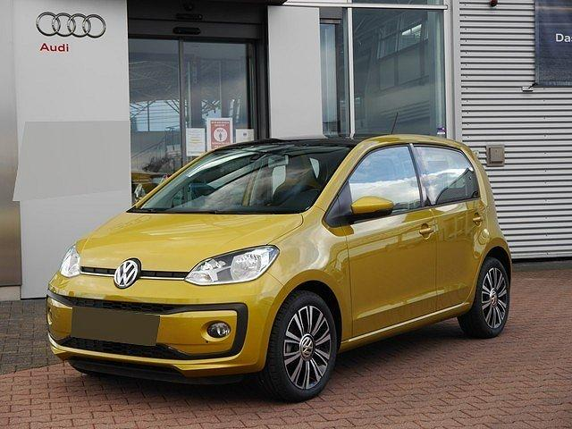 Volkswagen up! - up 1.0 high Pano 16 Zoll Parksensor Maps+More