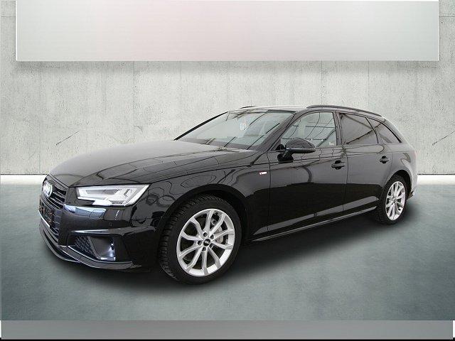Audi A4 Avant 40 TDI quattro sport S-Line Black LED