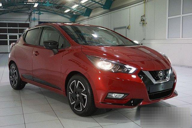 Nissan Micra - 1,0 IG-T N-DESIGN EXTERIEUR SCHWARZ