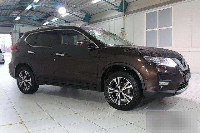 Nissan X-Trail - 1,3 DIG-T DCT AUTO. N-CONNECTA PANO SAFETY