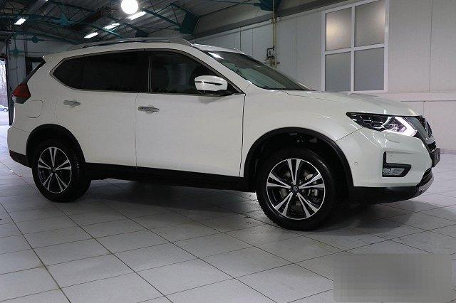 Nissan X-Trail - 1,7 DCI XTRONIC AUTO. N-CONNECTA LED KOMFORT SAFETY PANO 360 LM18
