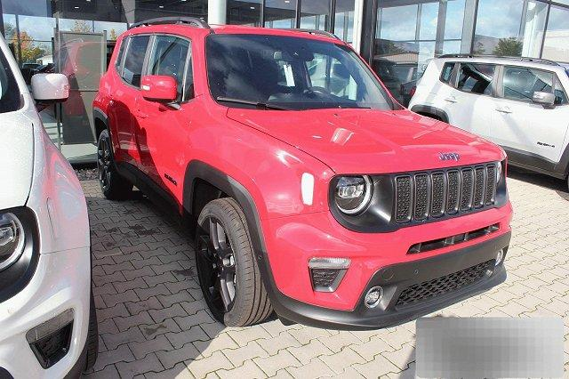 Jeep Renegade - PLUG-IN HYBRID 4XE S + WARTUNG