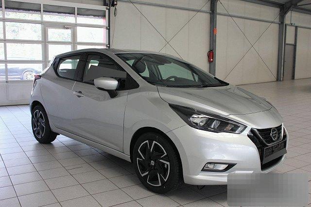 Nissan Micra - 1,0 IG-T AUTO. N-WAY