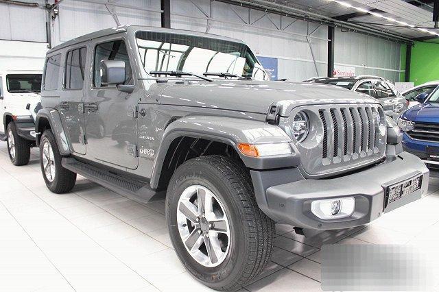 Jeep Wrangler - JL 2,2 CRDI UNLIMITED 4WD SAHARA AUTOMATIK