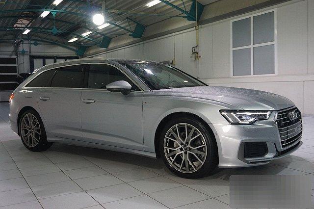 Audi A6 Avant - 40 TDI S-TRONIC SPORT NAVI MATRIX-LED PANO BO LM20