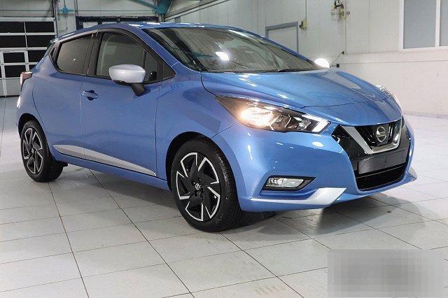 Nissan Micra - 1,0 IG-T N-DESIGN EXTERIEUR CHROME