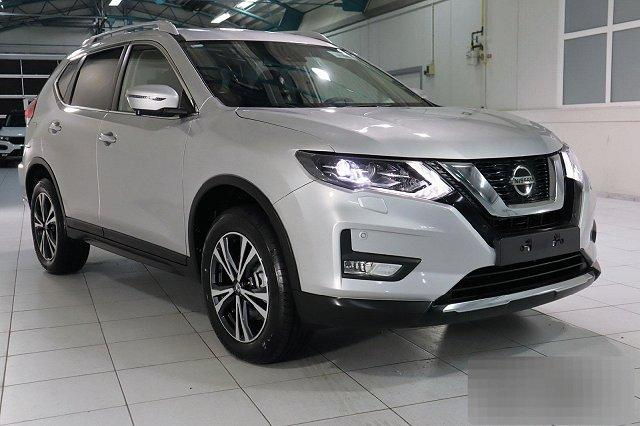 Nissan X-Trail - 1,7 DCI XTRONIC AUTO. N-CONNECTA LED KOMFORT LM18