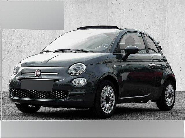 Fiat 500C - Hybrid Lounge - City Paket, Klima, Apple Ca