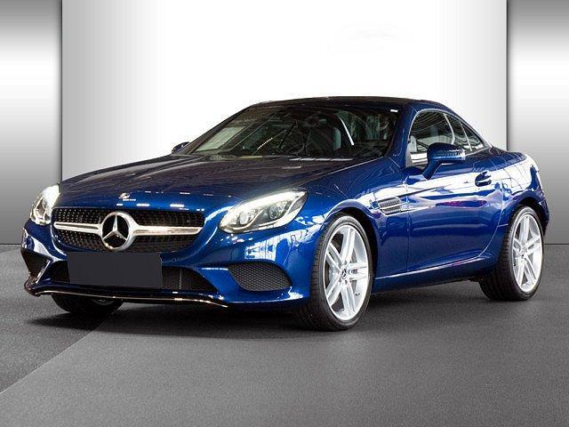 Mercedes-Benz SLC-Klasse - SLC 300 Sport Comand Memory LED PTS SHZ Totw. Sp