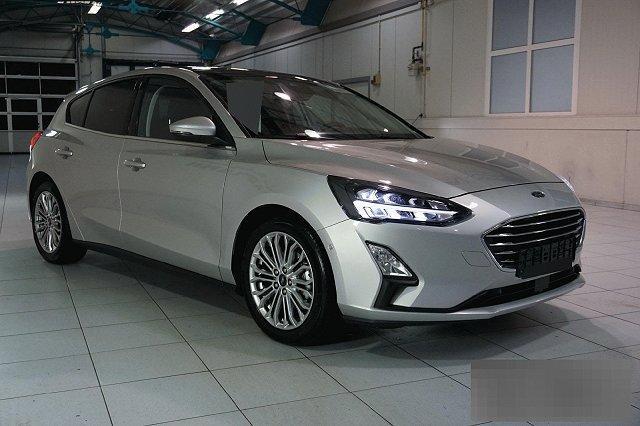 Ford Focus - 1,5 ECOBLUE AUTO. 5T TITANIUM NAVI LED PANO LM17