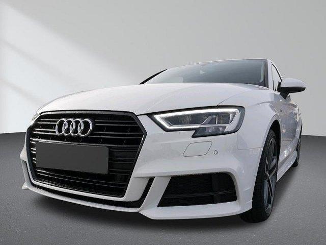 Audi A3 - lim. S-line 35TFSI S tronic LED Navi EPHplus GRA Optikpaket