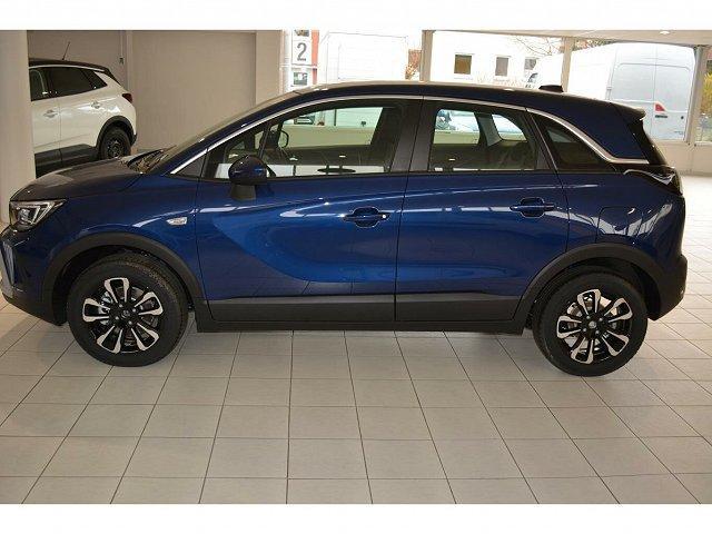 Opel Crossland X - Elegance automatischer Parkassi. beh.Frontscheibe