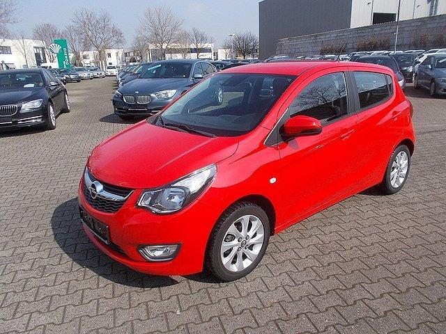 Opel Karl - Exklusive Teilleder, Klimaautom., Scheckheft