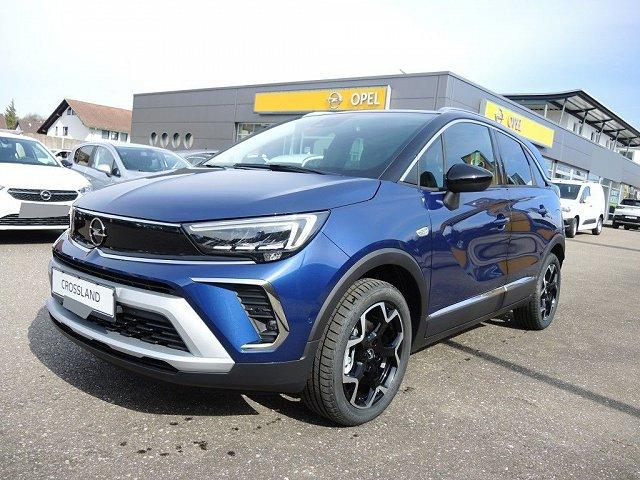 Opel Crossland X - 1.2 Automatik Ultimate