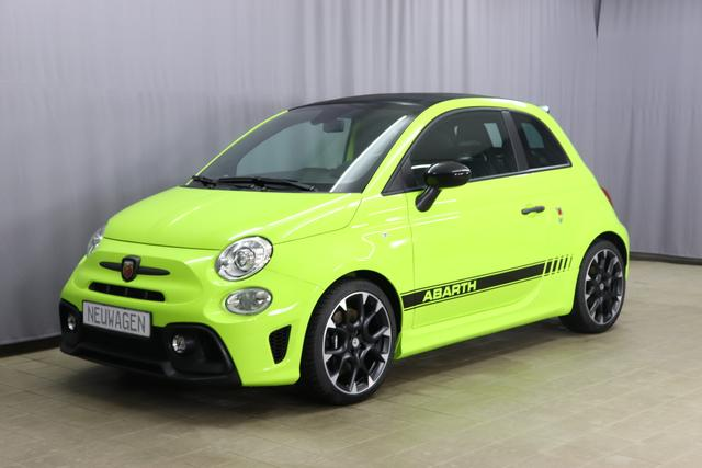 Abarth 595C - Competizione Sie sparen 5.880€ 1,4 T-Jet, Bi-xenon Scheinwerfer, Beats® Audio Soundsystem, Navigationssystem, Apple CarPlay, 17