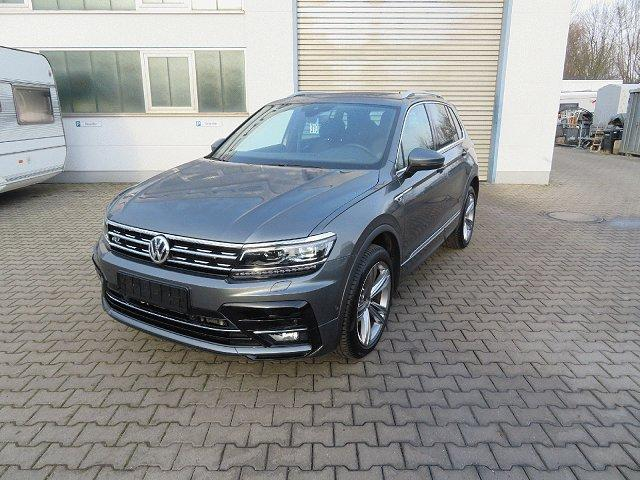 Volkswagen Tiguan - 2.0 TDI DSG 4WD Highline 2x R Line*Pano