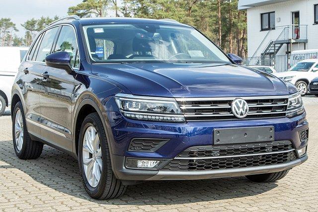Volkswagen Tiguan - HIGHLINE 2.0TDI*+AHK+FAHRASSISTENTZ+NAVI*