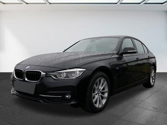 BMW 3er - 320d Sport Line Innovationsp. Aut. Navi Business