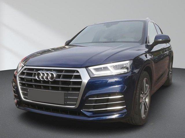 Audi Q5 - 2.0 TDI quattro S-Line LED/Assist/Navi/Head up/uvm.