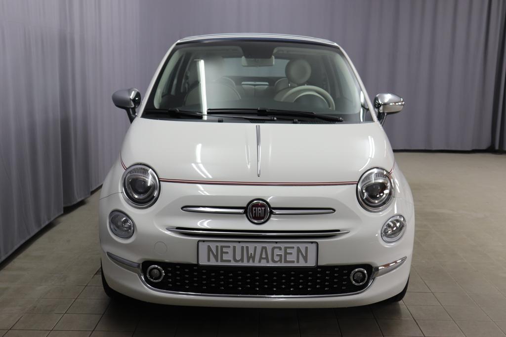 500C  DOLCEVITA 51kW (69PS) Modell 2020 -- Serie 8268 - Gelato Weiß