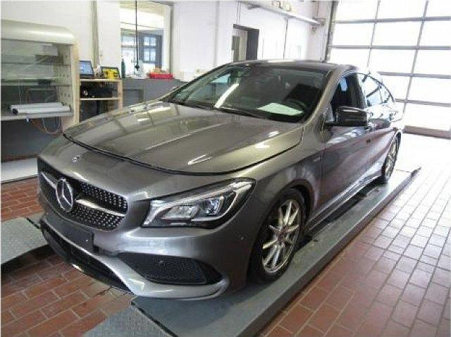 Mercedes-Benz CLA Shooting Brake - 200 SB AMG Style Night Abstandstemp. LED Pa