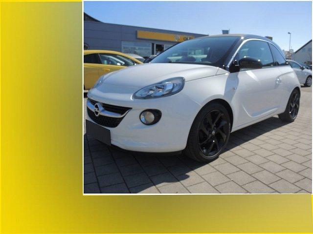Opel Adam - 1.4 Open Air*ArticWhite-Black*17 Zoll*