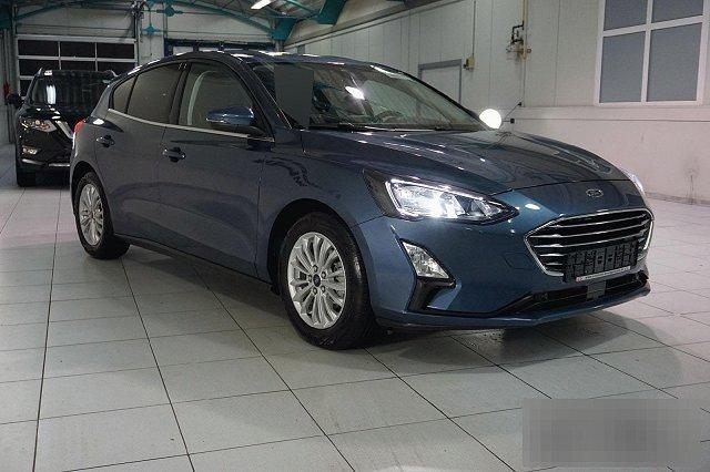 Ford Focus - 1,5 ECOBOOST AUTO. 5T TITANIUM NAVI LED LM