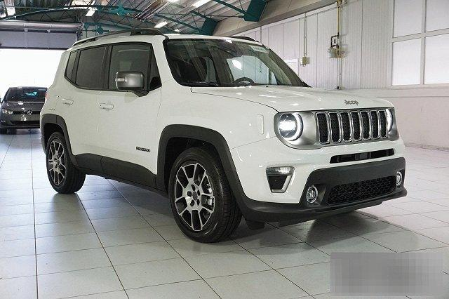 Jeep Renegade - 1,3 T-GDI 2WD LIMITED DCT MJ 2021