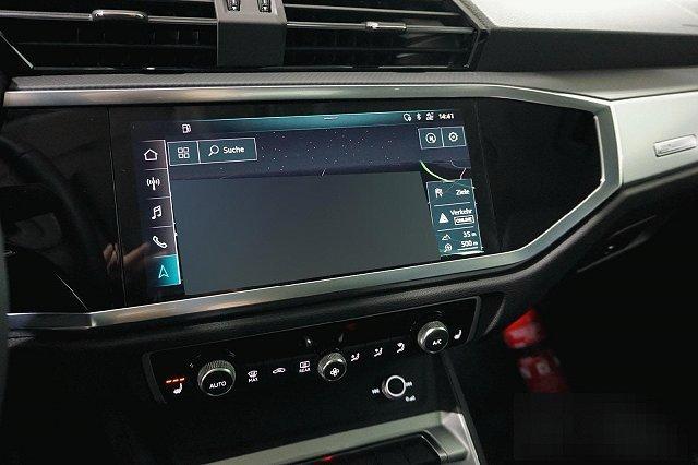 Audi Q3 35 TFSI S-TRONIC S-LINE NAVI LED KAMERA PANO AHK LM18