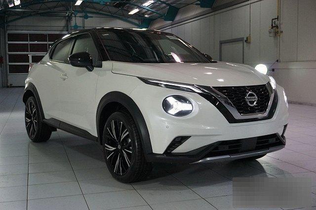 Nissan Juke - 1,0 DIG-T 5T N-DESIGN TECH BOSE EXT+INT-SCHWARZ