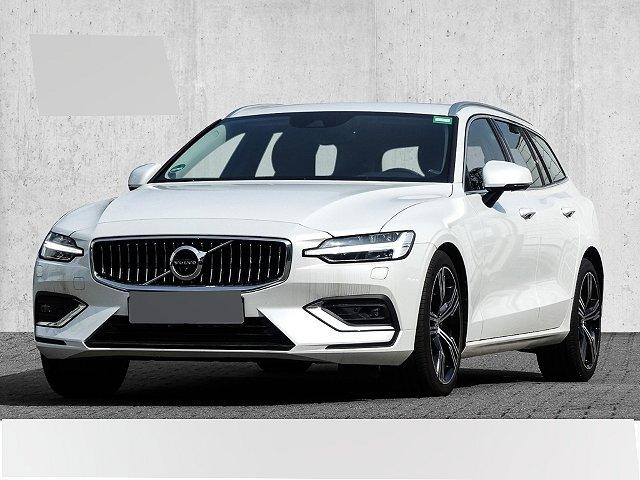 Volvo V60 - Kombi Inscription T5 EU6d-T Leder LED Navi Keyless Dyn. Kurvenlicht e-Sitze Radar