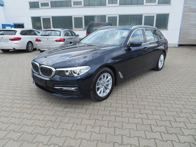 BMW 5er Touring - 520 dA Touring*Leder*Navi*Memory*PDC*LED*
