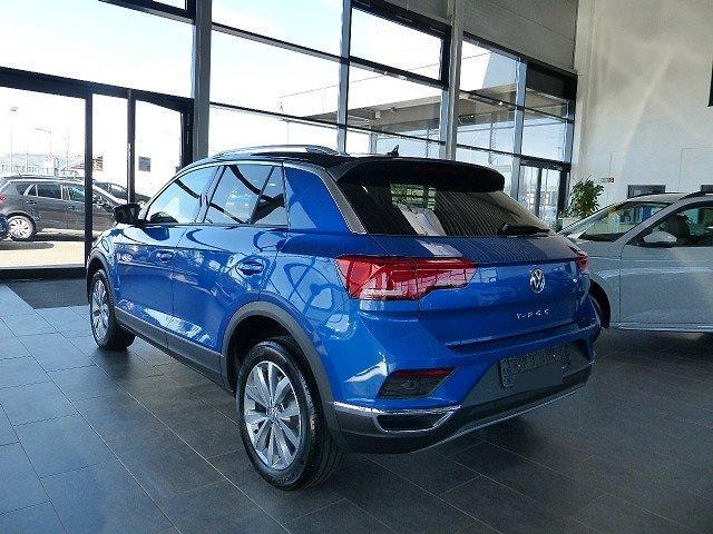 Volkswagen T-Roc - 1.5TSI Style LED NAVI SOFORT ACC Kamera PDC v+h lane Assist Winterpaket