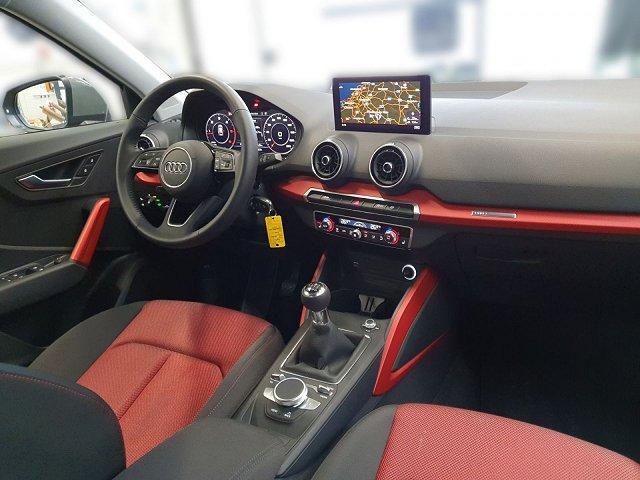 Audi Q2 1.6 30 TDI sport (EURO 6d-TEMP)